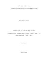 prikaz prve stranice dokumenta UTJECAJ KLIMATSKIH PRILIKA NA DVOGODIŠNJU PROIZVODNJU STOČNIH JEČMOVA NA OPG BOROVIĆ U 2016. I 2017.